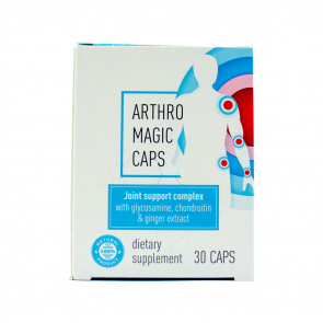 Arthro Magic Caps