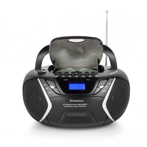 AudioSonic Radio-Cassettespeler MP3 CD USB CD1596