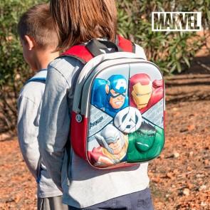 Avengers, Avengers Rugtas, Schooltas, Rugzak, Rugzak, Avengers Schooltas