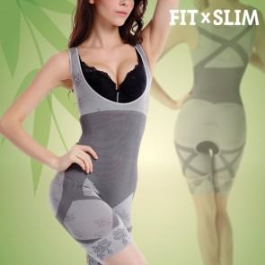 Fit X Slim Bamboo Afslankend Korset XL