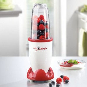 Mr. Magic Mixer 8 in 1 Rood / Wit