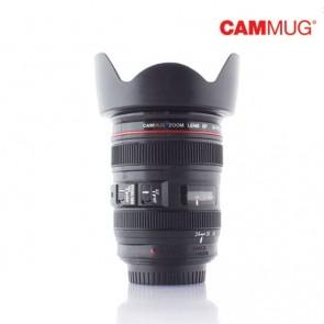 Cammug, Cameralens beker, camera mok