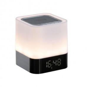 Clip Sonic Wekker, Nachtlamp en Speaker