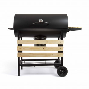 Livoo Barrel Charcoal Barbecue – Vaten Houtskool BBQ