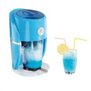 Slushiemaker en Ice Crusher