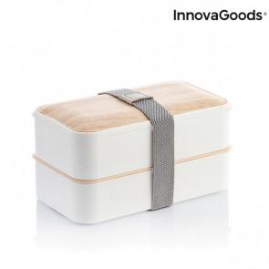 hermetisch afsluitbare lunchbox