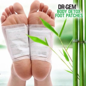 Detox voetpleisters - 10 stuks