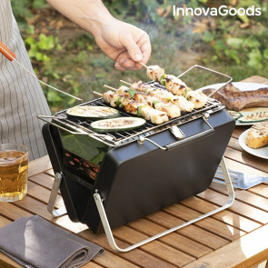 Innovagoods Opvouwbare Houtskoolbarbecue
