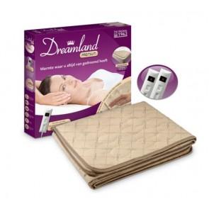 Dreamland Classic Premium Elektrische verwarmde Onderdeken 16033