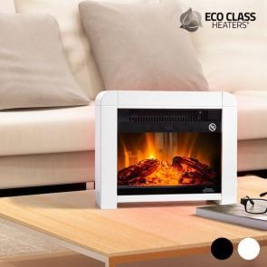Eco Class Elektrische Kachel met Vuureffect