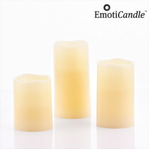 Emoti Candle Blow Sensor LED Kaarsen