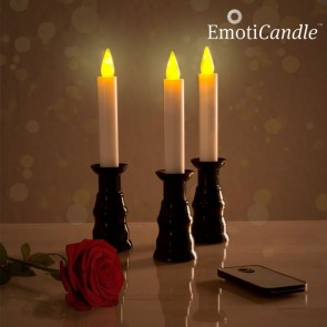 Emoti Candle Romantic Ambiance LED Kaarsen