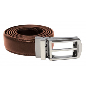 Exact belt leather Bruin
