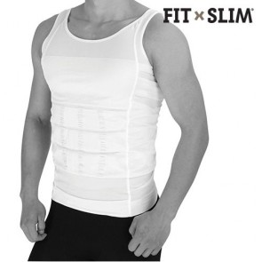 Fit x Slim Compressie Shirt