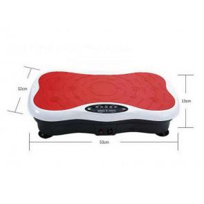 Fitness Body Trilplaat 360 Rood