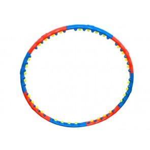 Hoop Double Grace Magnetic Fitness Hoelahoep JS-6003