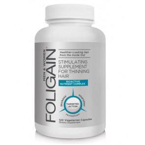 Foligain Anti Hair Loss Supplement 120 caps