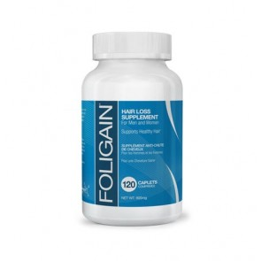 Foligain Hair Loss Supplement 120 capsules