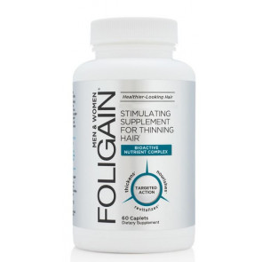 Foligain Hair Loss Supplement 60 caps