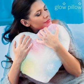 Glow Pillow, Hartvormig LED Kussen