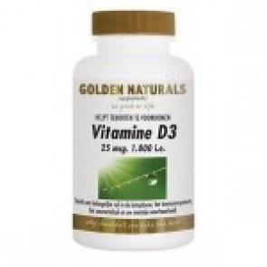 Golden Naturals Vitamine D3