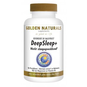 Golden Naturals Deep Sleep +
