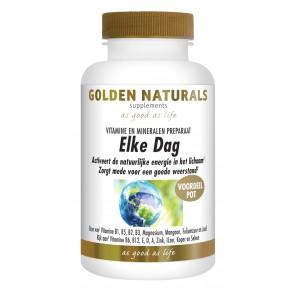 Golden Naturals Elke Dag 1