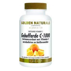 Golden Naturals Gebufferde C -1000