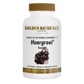 Golden Naturals Haargroei caps