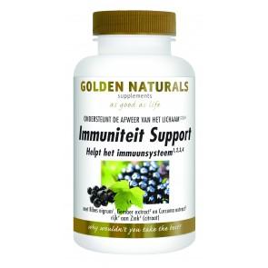 Golden Naturals Immuniteit Support