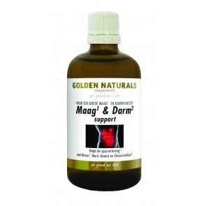 Golden Naturals Maag & darm support Tinctuur
