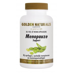 Golden Naturals Menopauze Support