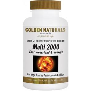Golden Naturals Visolie 1000 mg. 33/22%