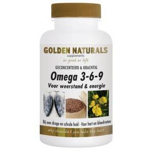 Golden Naturals Omega 3-6-9