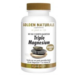 Golden Naturals Triple Magnesium
