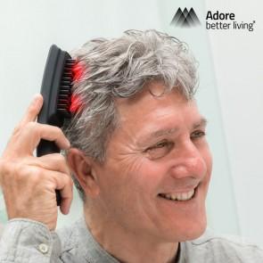 Adore Better Living Laser Masseur-Haarborstel