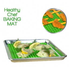 Healthy chef bakingmat