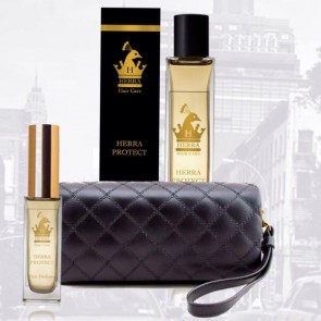 Herra Hair Luxury Clutch Set