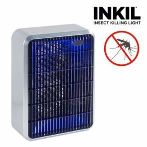 Dankzij de Inkil T1200 anti vliegen lamp geen last meer van rondvliegende insecten