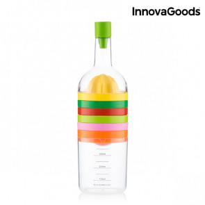 Innovagoods fles met keukengerei