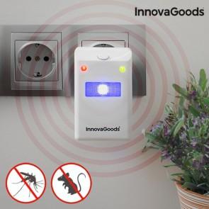 afweermiddel met led licht tegen insecten