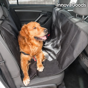 InnovaGoods autobeschermdeken voor huisdieren hond