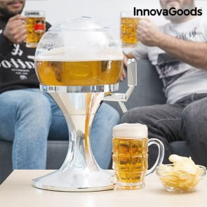 KOELENDE BIER DISPENSER