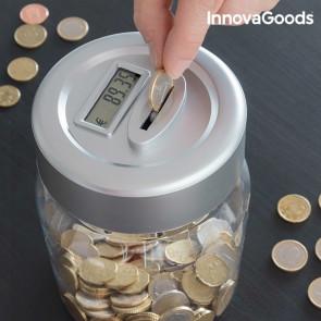 InnovaGoods elektronische digitale spaarpot