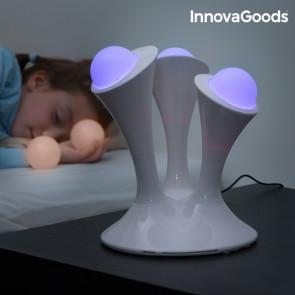 InnovaGoods Home LED fluorescerende veelkleurige ledlamp