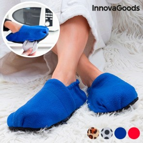 Innovagoods Magnetron Opwarmbare Pantoffels