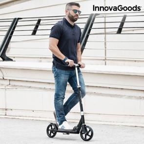 InnovaGoods Gadget Cool inklapbare scooter met 2 wielen