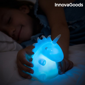 Innovagoods                unicorn multi-colour Led lamp