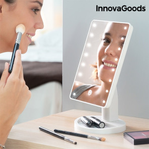 Innovagoods LEDspiegel met Touch-bediening