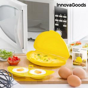 Innovagoods Omeletmaker voor de magnetron